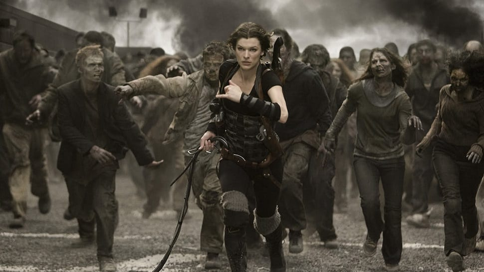 Resident Evil Movie Reboot