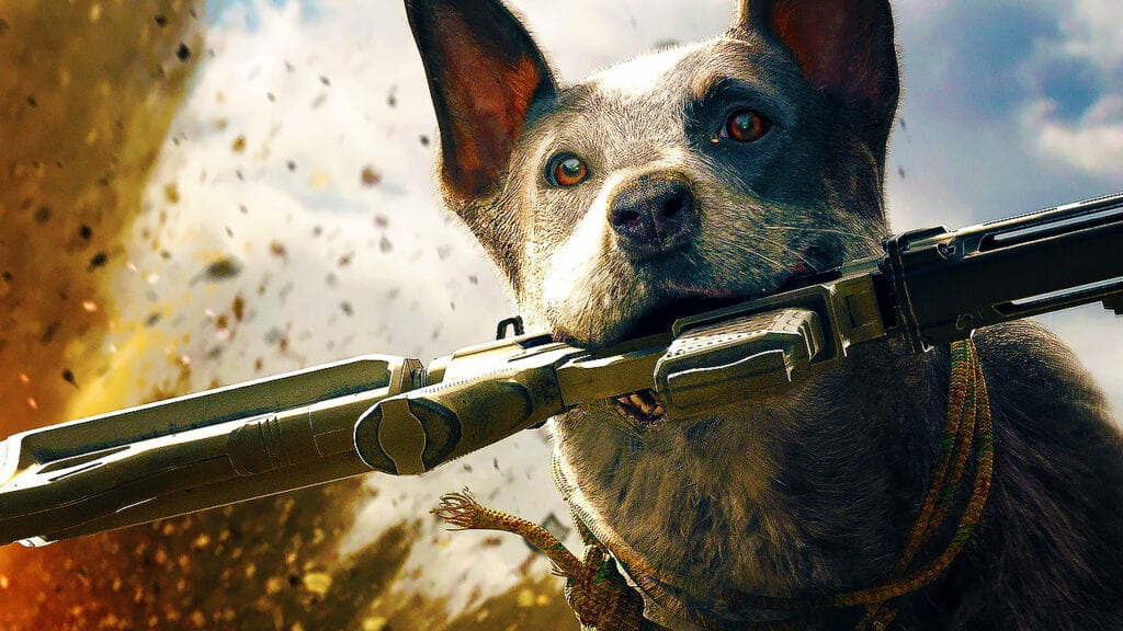 Far Cry: New Dawn Boomer