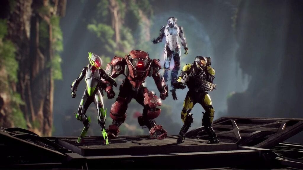 Anthem Single Player Benefits Weighed Against Multiplayer By Developer