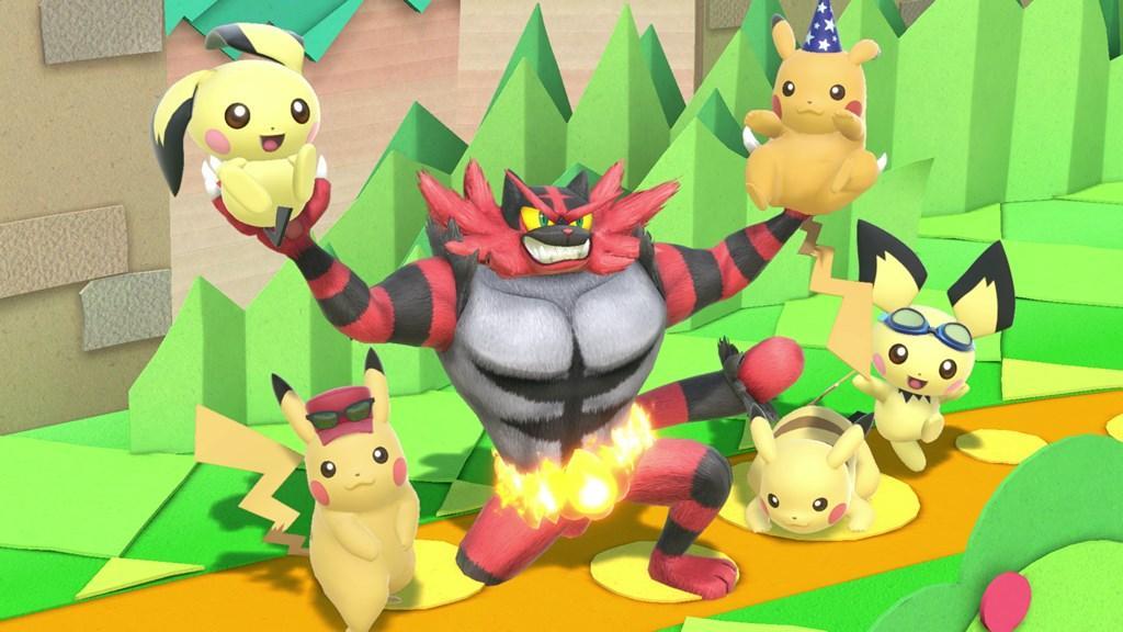Exclusive Super Smash Bros