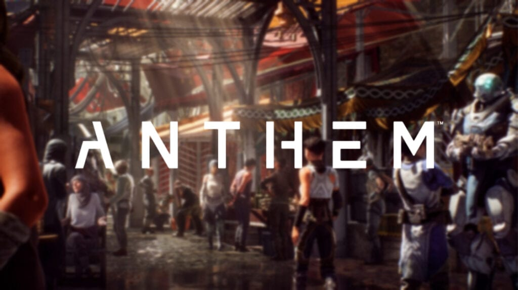 Anthem Livestream Showcases Fort Tarsis, Player Dialogue Options (VIDEO)
