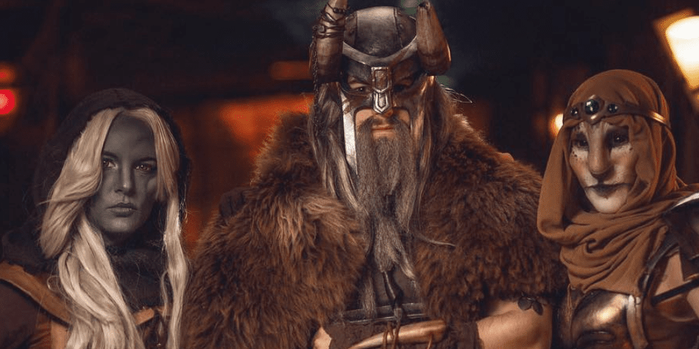 Elder Scrolls Online Cosplay