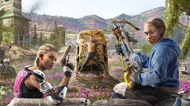 Far Cry: New Dawn Trailer Revealed At The Game Awards (VIDEO)