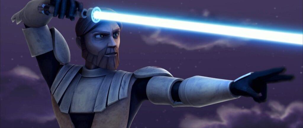 General Kenobi Clone wars