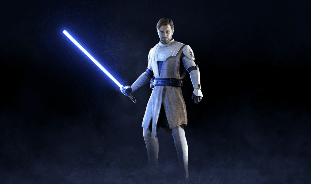 General Kenobi Star Wars Battlefront II