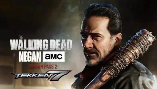 Tekken 7: The Walking Dead's Negan Gameplay Trailer Revealed (VIDEO)