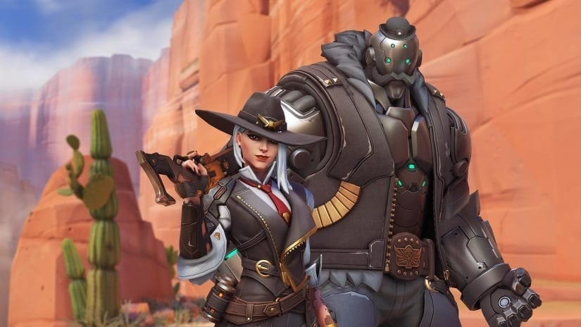 New Overwatch Hack Speeds Up Ashe's Reload Time