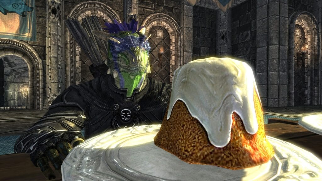 Make a Sweet Roll With This Official Elder Scrolls Cookbook