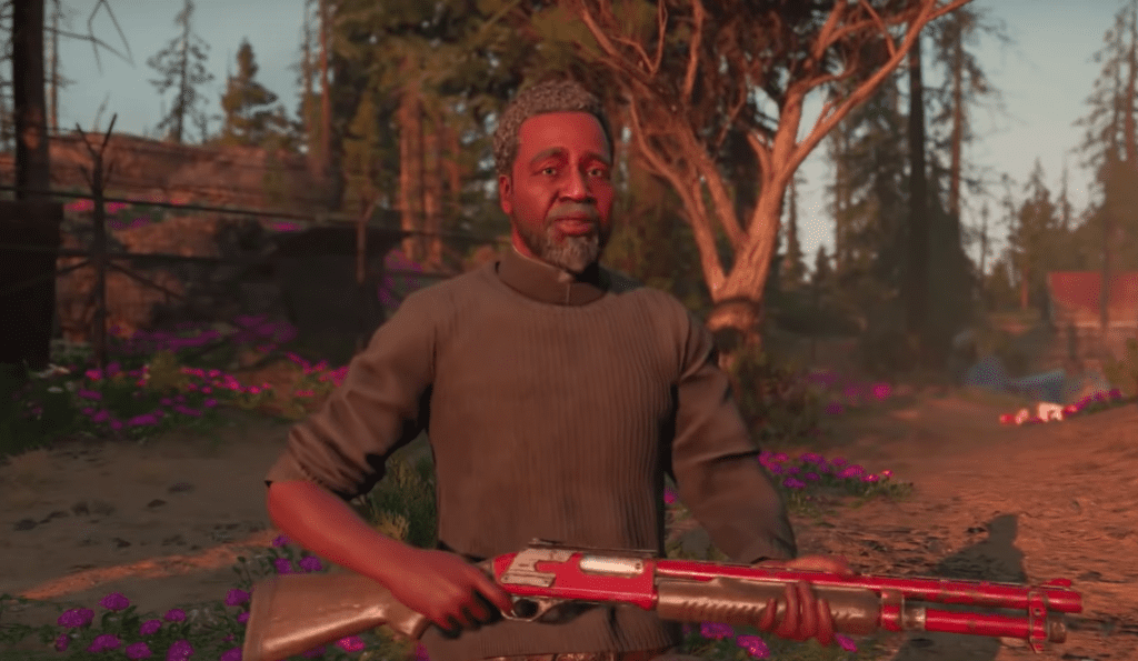 Far Cry New Dawn Pastor Jerome