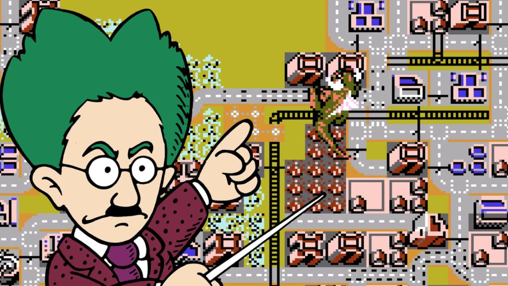 SimCity NES