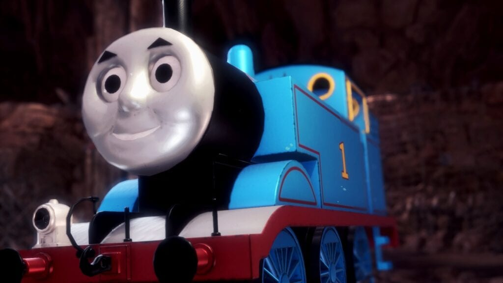 Monster Hunter World Finally Invaded By Thomas The Tank Engine (VIDEO)