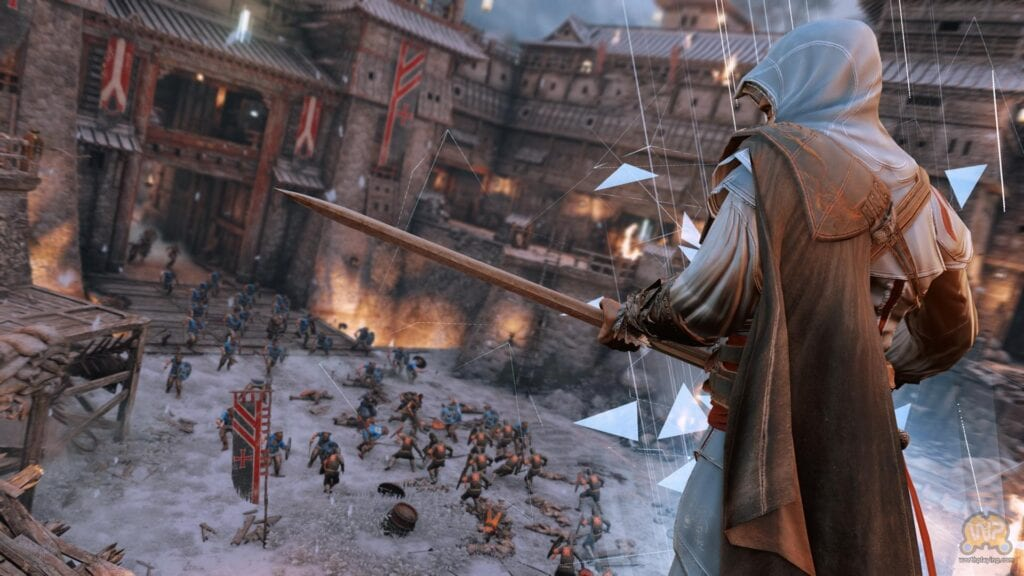For Honor x Assassin's Creed Crossover Event Announced (VIDEO)