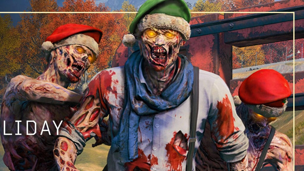 Call Of Duty: Black Ops 4 Blackout Zombies Launches Holiday Event