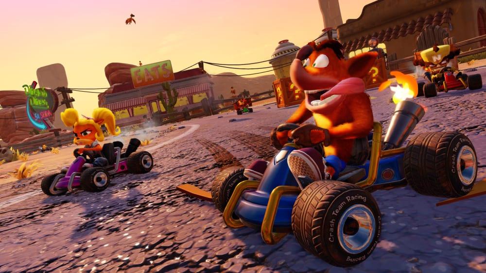 Crash Team Racing Remake