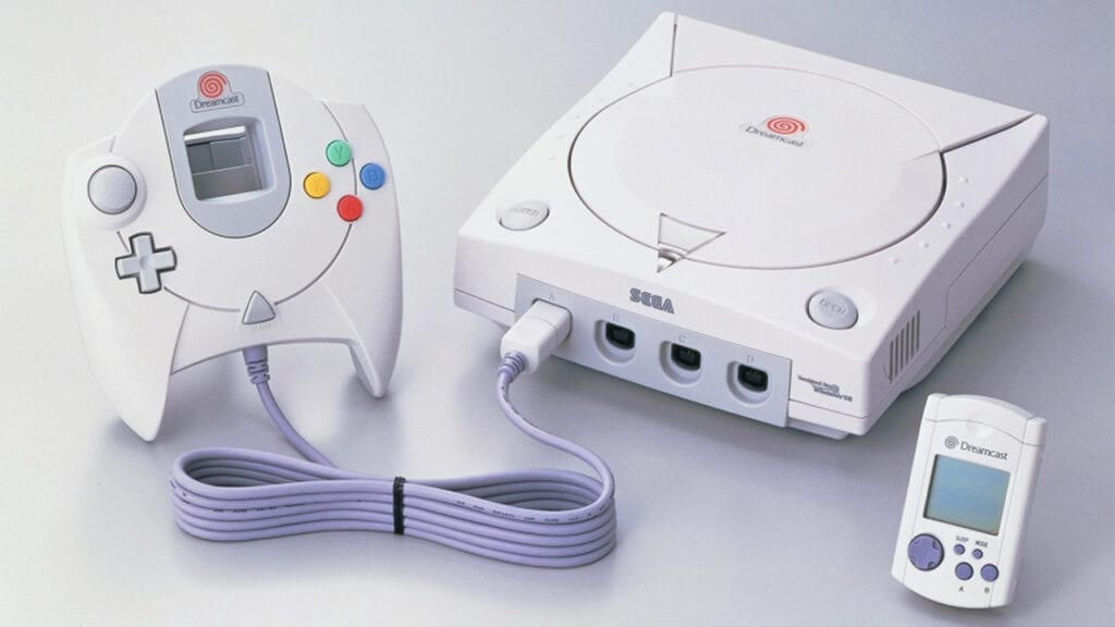 Dreamcast Mini Possibly Teased By Sega