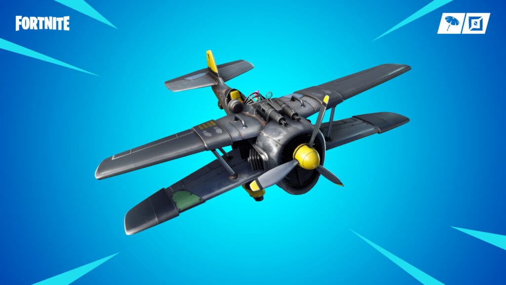Fortnite v7.0 Update Adds Planes, Weapon Skins, And More (VIDEO)