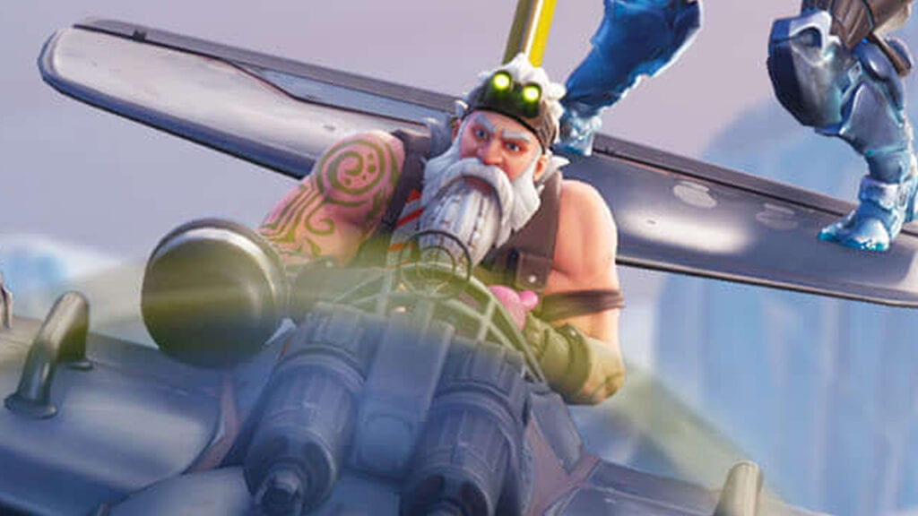 Fortnite Season 7 Adds Planes, Weapon Skins, And More (VIDEO)