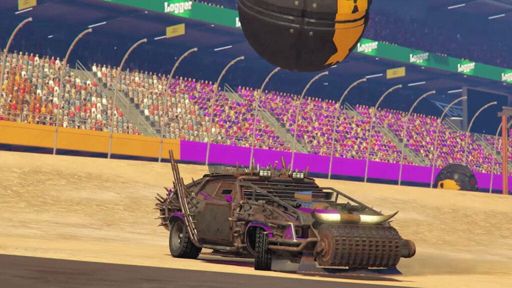 GTA Online Adds 'Rocket League' Inspired Mode In Latest Update (VIDEO)
