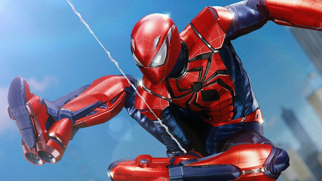 Marvel's Spider-Man Shows Off New Spider Suits, Including 'Spider-Verse'