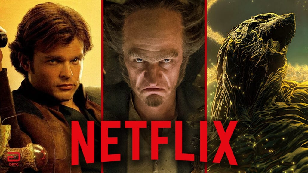 Netflix January 2019: What's New And What's Leaving (VIDEO)