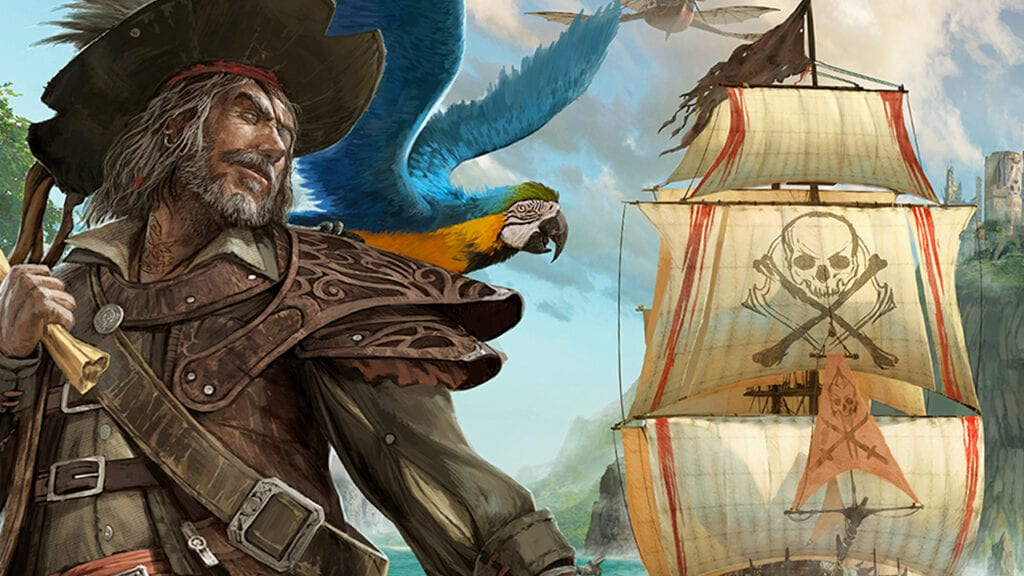Pirate MMO 'Atlas' Finally Hits Early Access, People Aren't Happy (VIDEO)