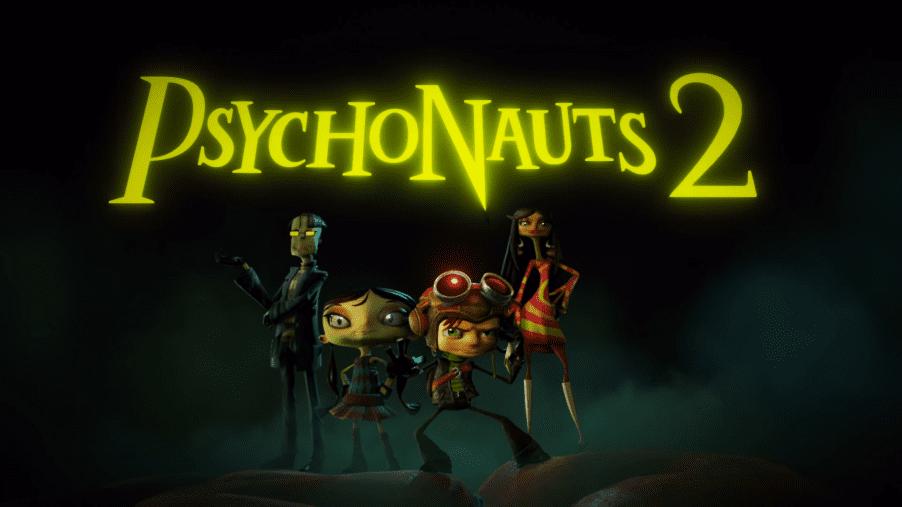 Psychonauts 2 First Trailer