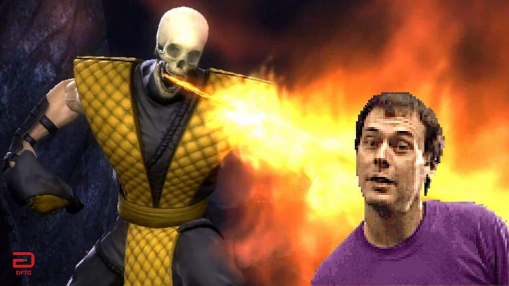 "Throwback Thursday: The Mortal Kombat ""Toasty"" Guy (VIDEO)"