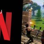 Netflix Fortnite