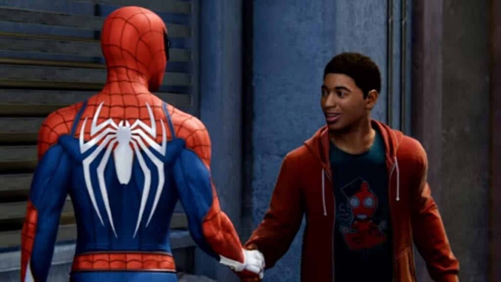 Spider-Man - Miles Morales
