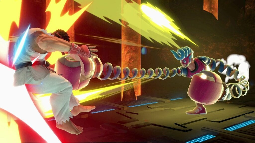 Arms Super Smash