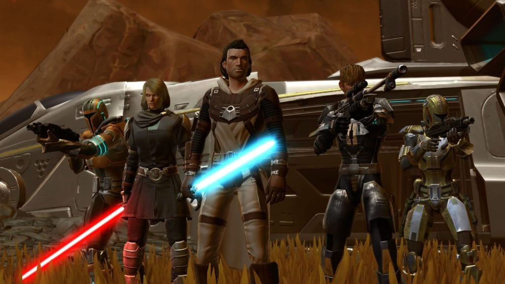BioWare - Knights of the Old Republic 3
