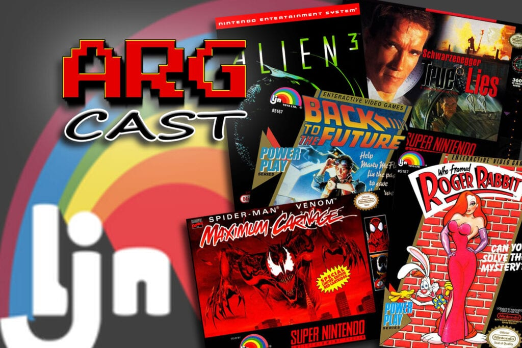 ARGcast #144: The History of Video Game Publisher LJN