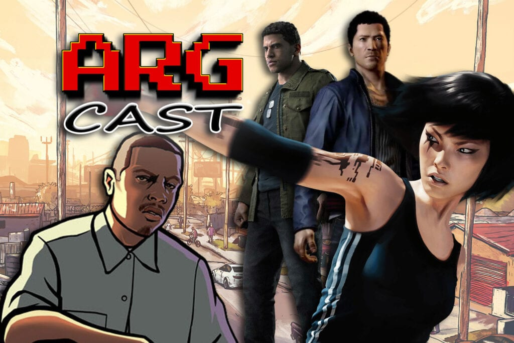 ARGcast #146: POC Protagonists in Gaming with Kahlief Adams