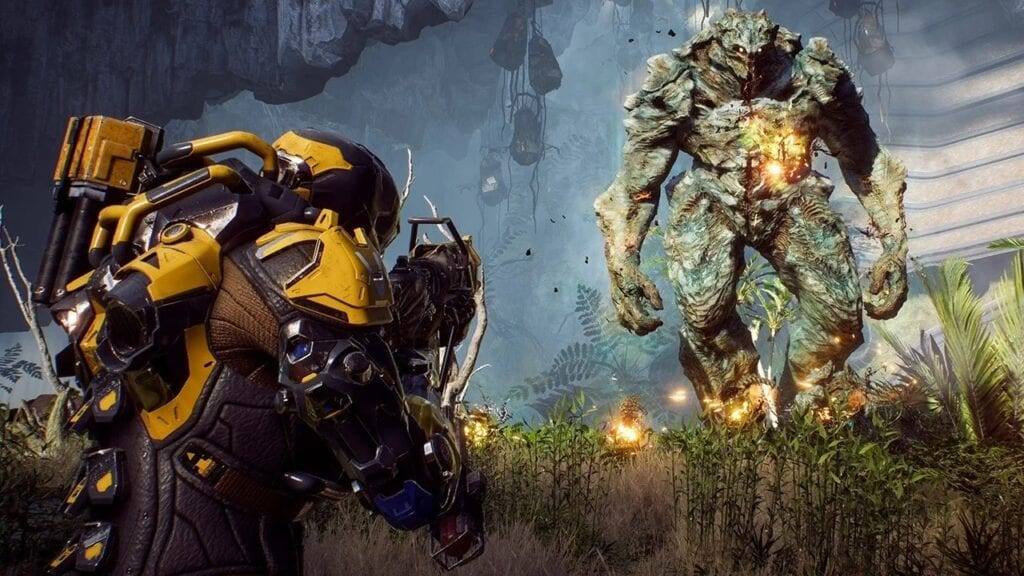 """Anthem Devs Say Story Length Is """"A Really Hard Thing To Compare"""""""