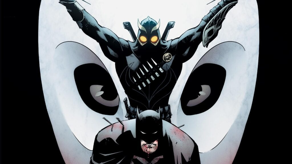 Batman: Court of Owls Game Rumors Revitalized With Newly Revealed Artwork (GALLERY)