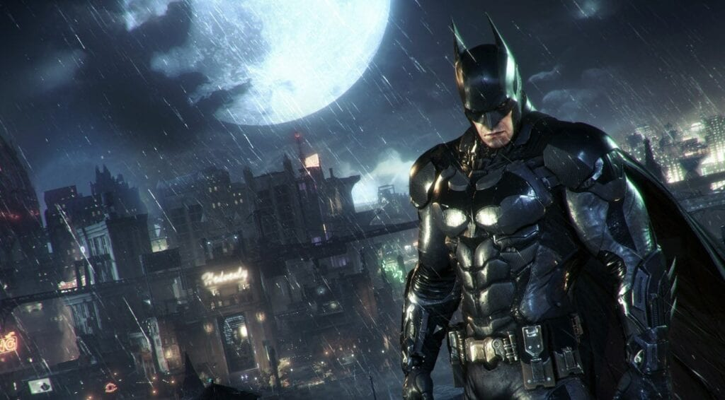 WB Games DC FanDome Batman