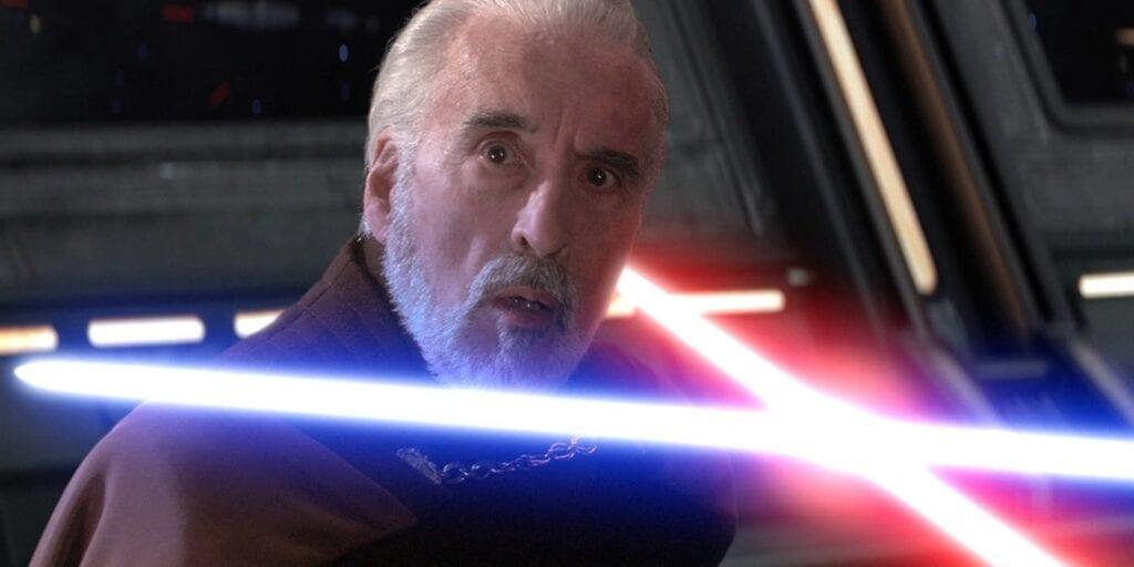 Count Dooku Star Wars Battlefront II