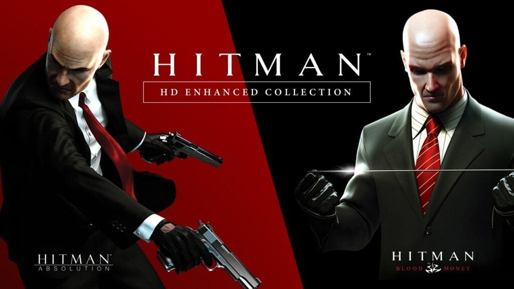 Hitman HD Enhanced Collection Revealed (VIDEO)