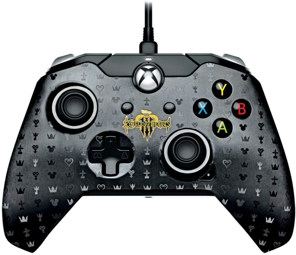 Official Kingdom Hearts III Xbox One Controller Revealed