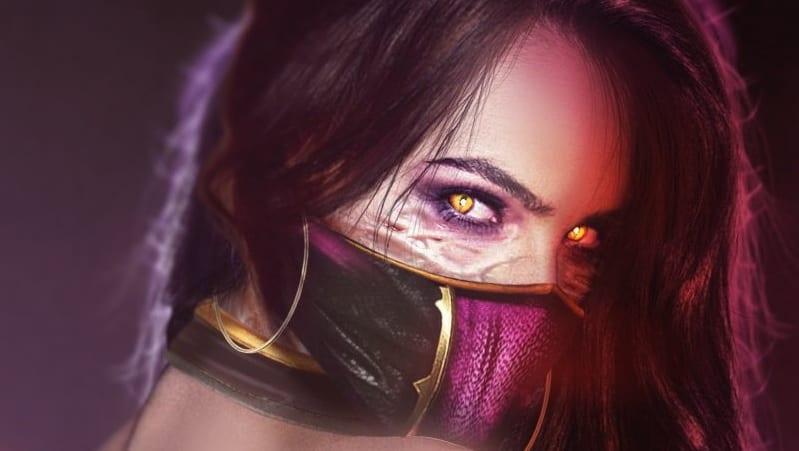 Mortal Kombat 11 Fan Art Imagines Gal Gadot As Both Kitana And Mileena