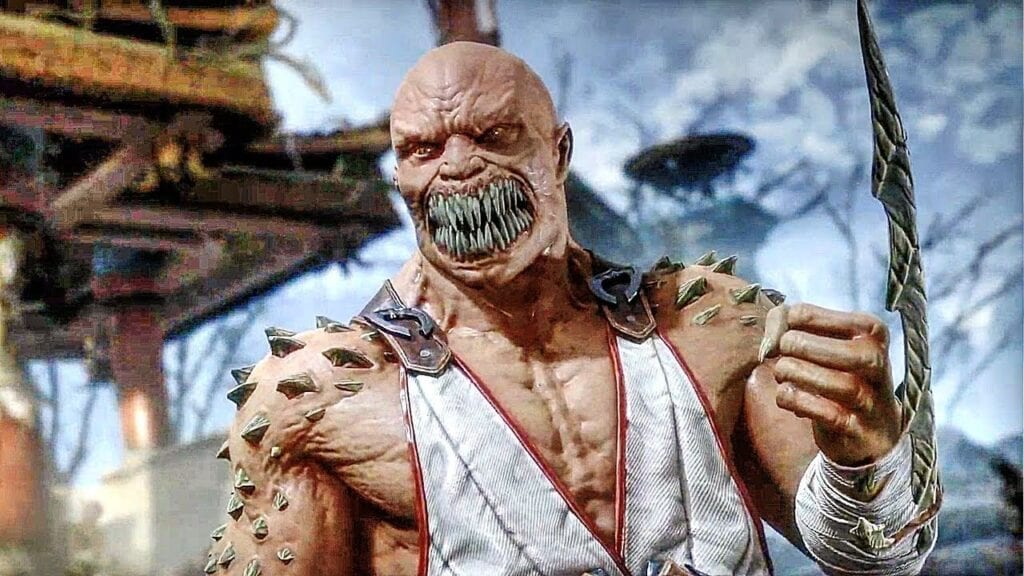 Mortal Kombat 11 Fan Art Imagines Vin Diesel As Baraka