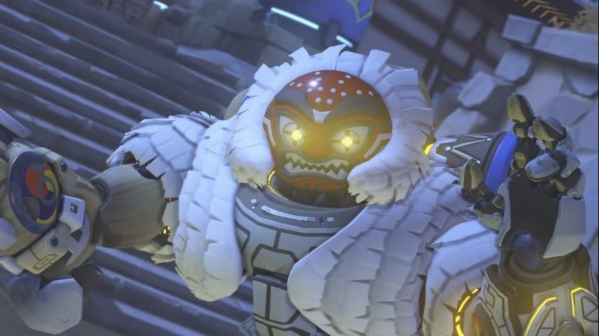 Overwatch - Lunar Event Skins