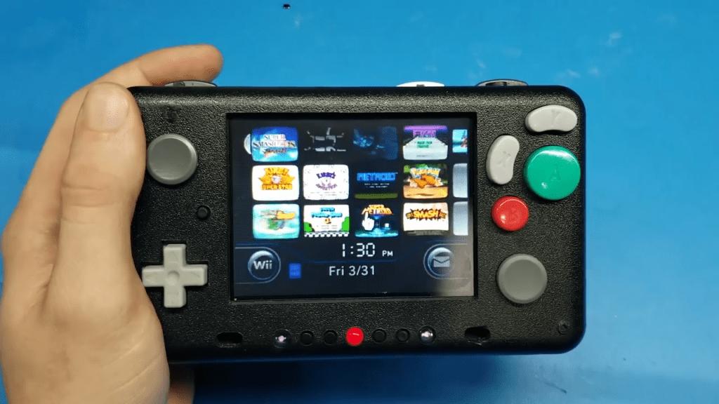 Handheld GameCube
