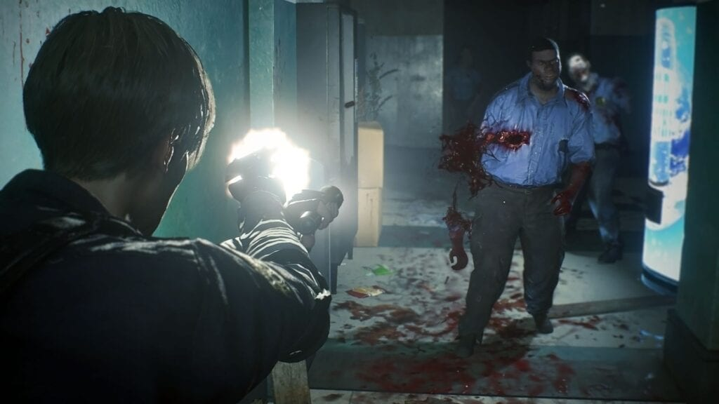 DFTG Reviews Resident Evil 2 Remake - A Masterful Reimagining Of A Classic Horror Game