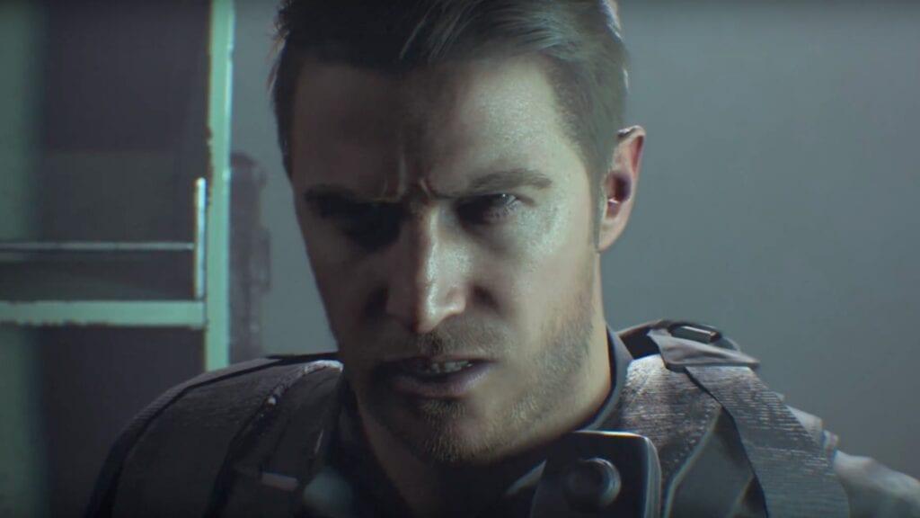 Resident Evil 7's Chris Redfield Model Found In Resident Evil 2