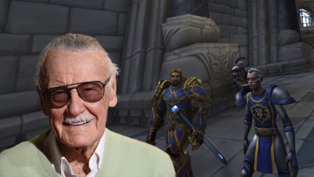 World of Warcraft Stan Lee Tribute