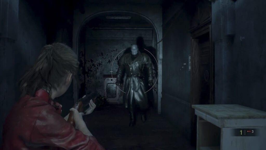 Resident Evil 2 - The Tyrant