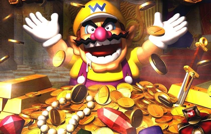 Video Games money