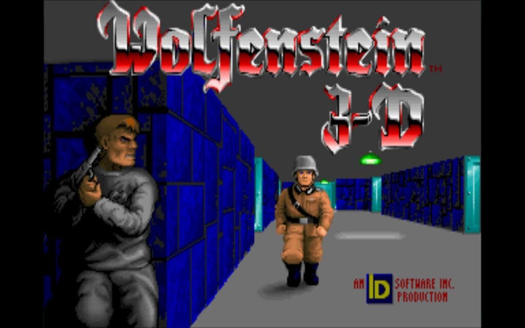 Wolfenstein 3D