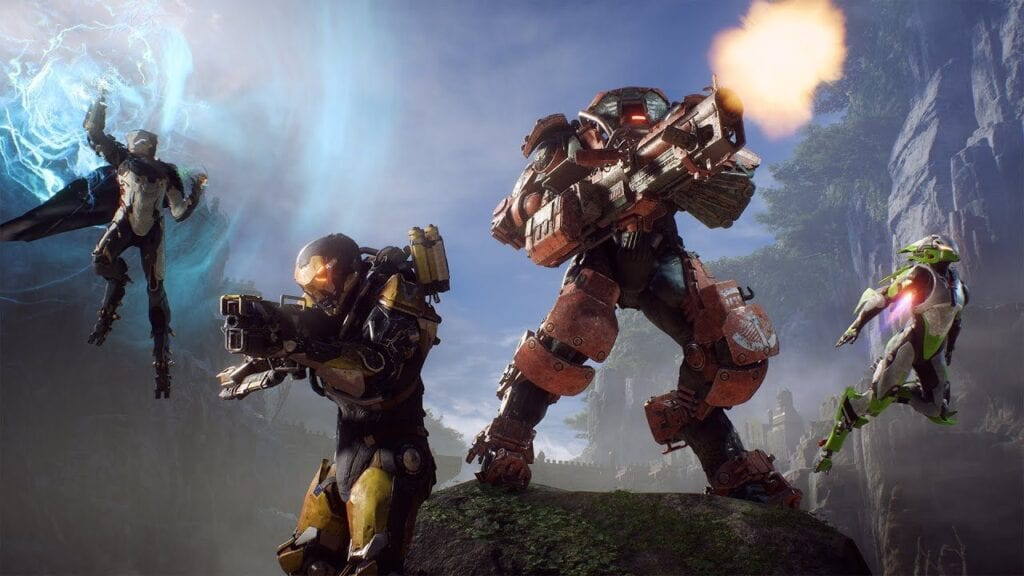 BioWare Offers Total 'Anthem' Crash Course, Here's What You Need to Know (VIDEO)